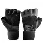 Better Bodies Gym wristwrap gloves