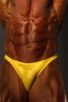 Winner Posing Swim Suit