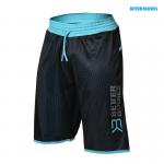 Better Bodies Print Mesh Shorts