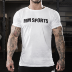 MM Sports T-shirt Man, White