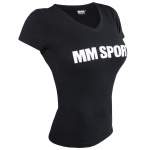 MM Sports Top, Black