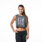 Dcore Cropped Power Tank