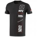 Reebok UFC FG 5X5R Tee