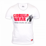 Gorilla Wear Utah V-Neck Tee