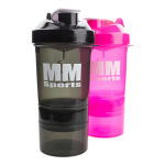 MM Sports SmartShake Transparent, 600ml