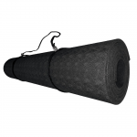 Iron Gym Exercise & Yoga Mat with Carry Strap(10mm)