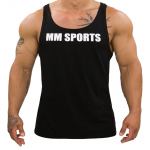 MM Sports Tank Men, Black