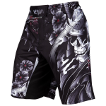Venum Samurai Skull Fightshorts - Black