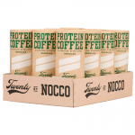 NOCCO Protein Coffee Flak 12-pack