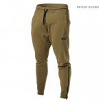 Better Bodies Harlem Zip Pants
