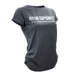 MM Sports Tee Tundra, Dark Greymelange