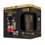 ON Gold Standard Zone Pack, Whey+PWO+Shaker