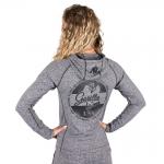 Gorilla Wear Shawnee Zipped Hoodie