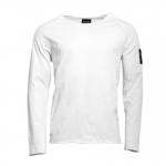 MM Sports Raw Sweater Asher, White