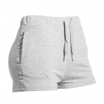 MM Sports Logo Shorts Aubrey, Greymelange
