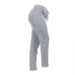 Logo Pants Abigail, Greymelange