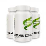 Vitamin D3+K2 Storpack 300 kapslar