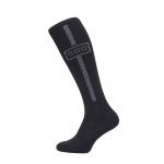 SBD Deadlift Socks, Black/Grey