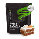 Whey Isolate - Carrot Cake