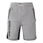 Gorilla Wear Augustine Old School Shorts, Grey