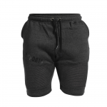 Basic Shorts Christian, Dark Grey Melange
