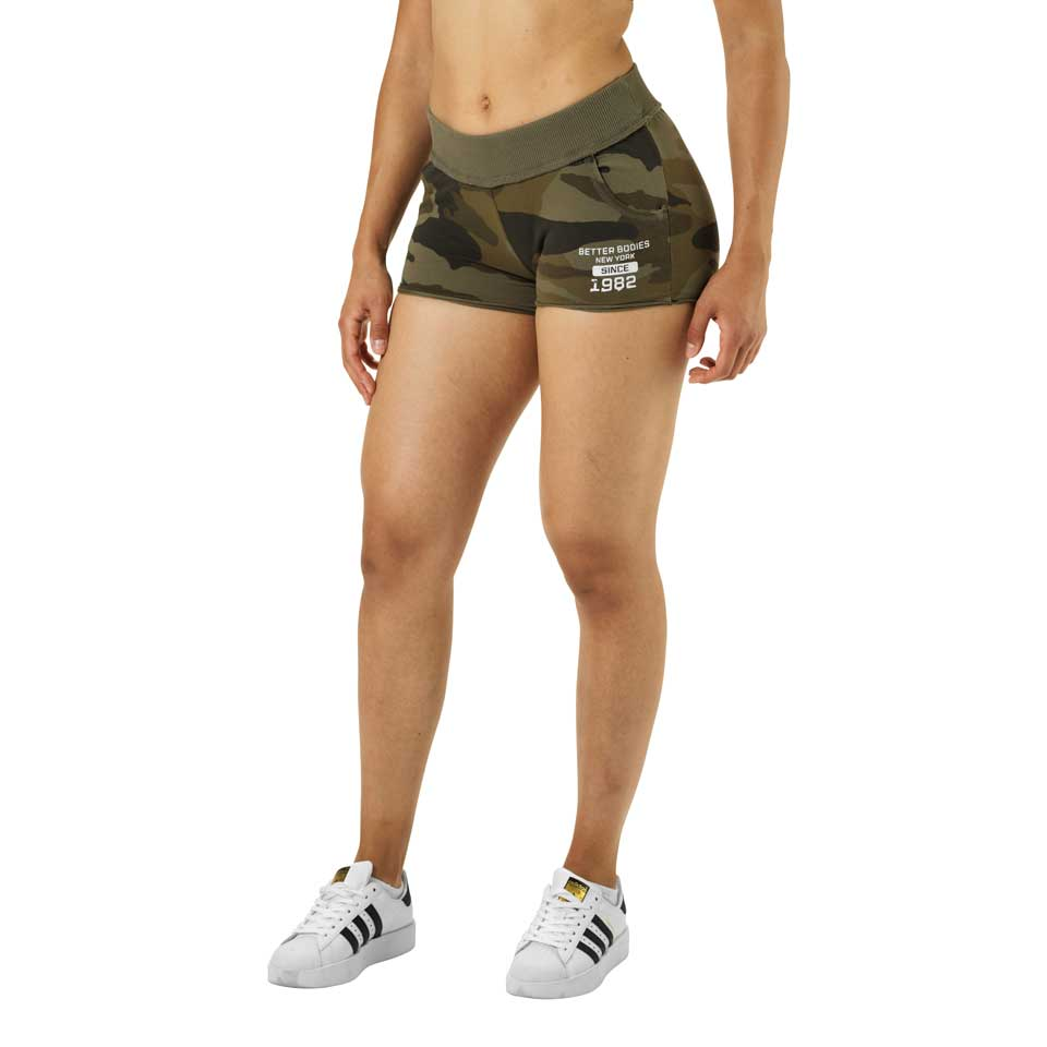 Better Bodies Rough Sweatshorts