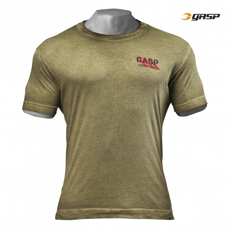Gasp Standard Issue Tee