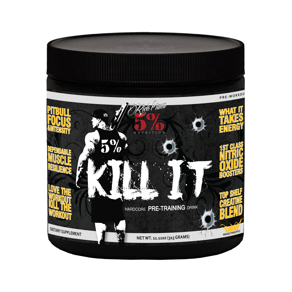 5% Nutrition Kill It Mango Pineapple - 5% Nutrition