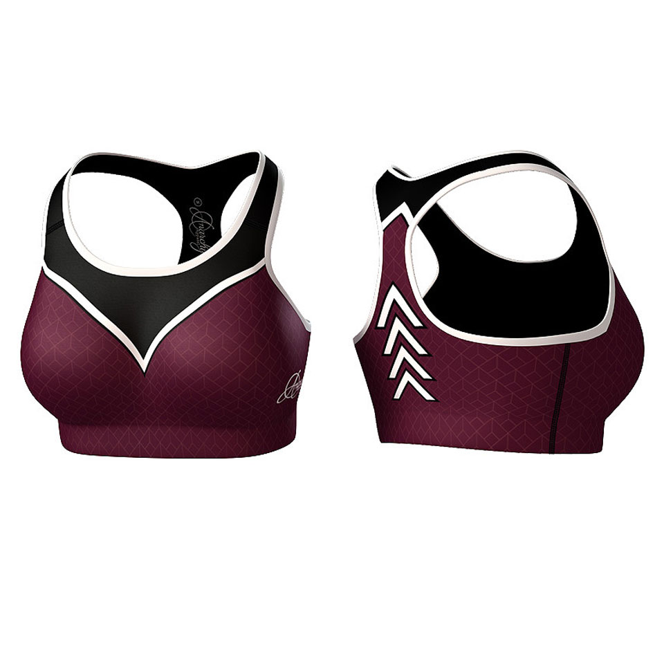 Anarchy Arrow Sports Bra