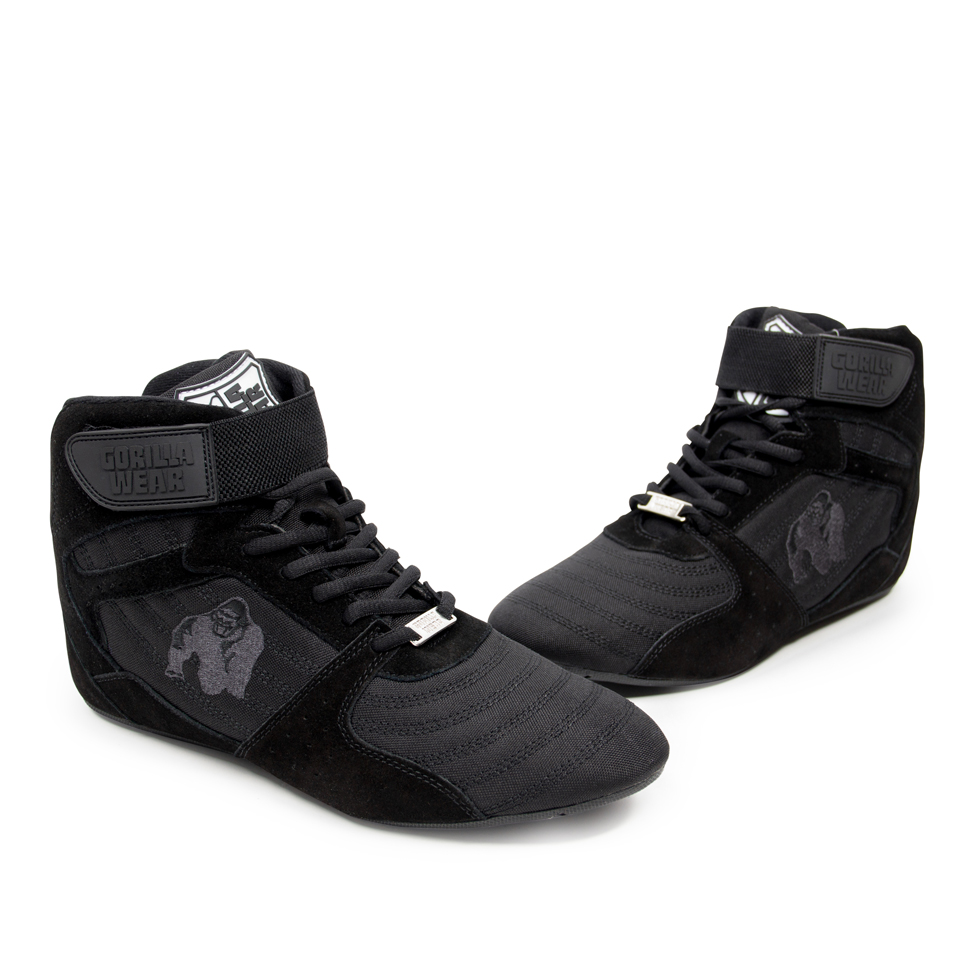 Gorilla Wear Perry High Tops Pro Black/Black lyftarskor