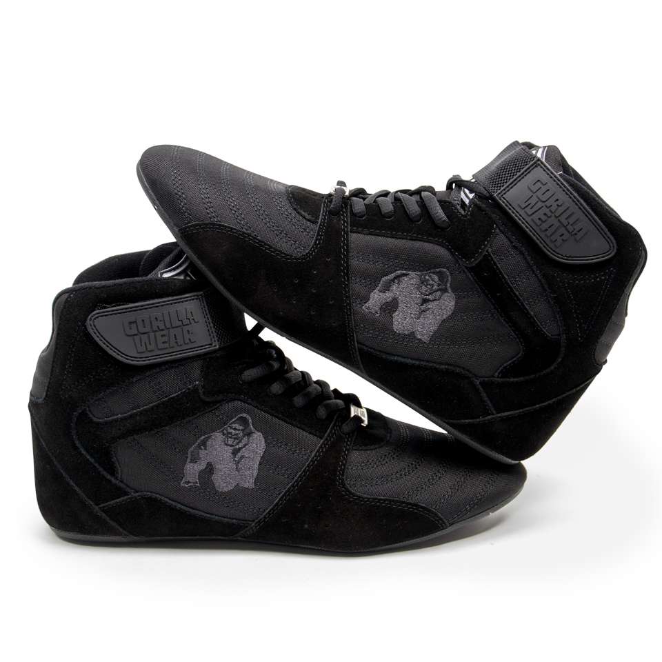 Gorilla Wear Perry High Tops Pro lyftarskor Black/Black