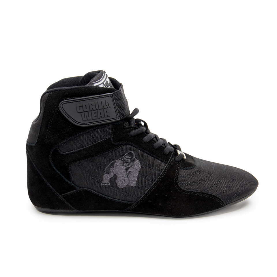 Gorilla Wear Perry High Tops Pro Black/Black lyftarsko