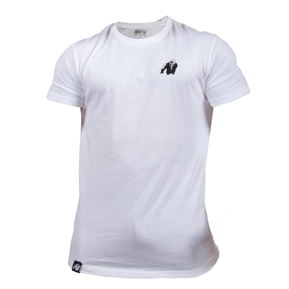 Gorilla Wear Detroit T-Shirt 3XL White