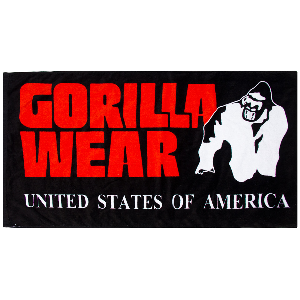 Gorilla Wear Classic Gym Towel