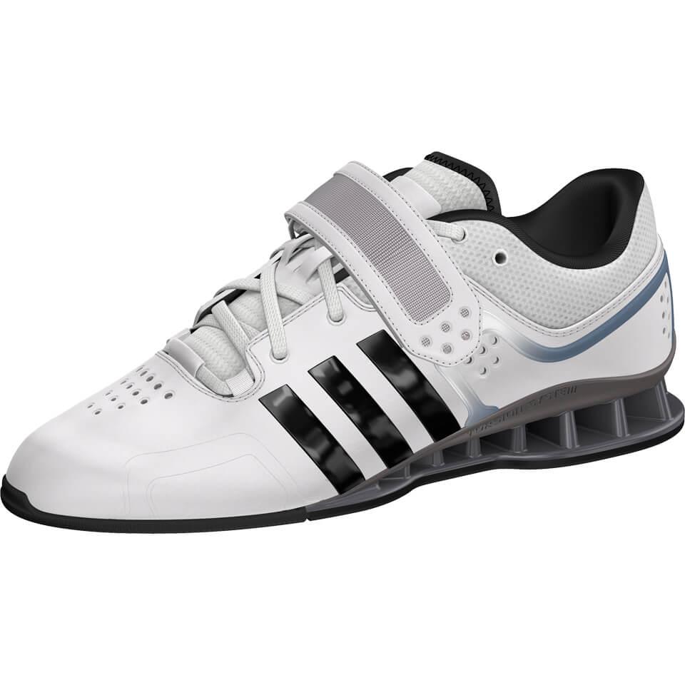 Adidas adiPower vit - snett framifrån