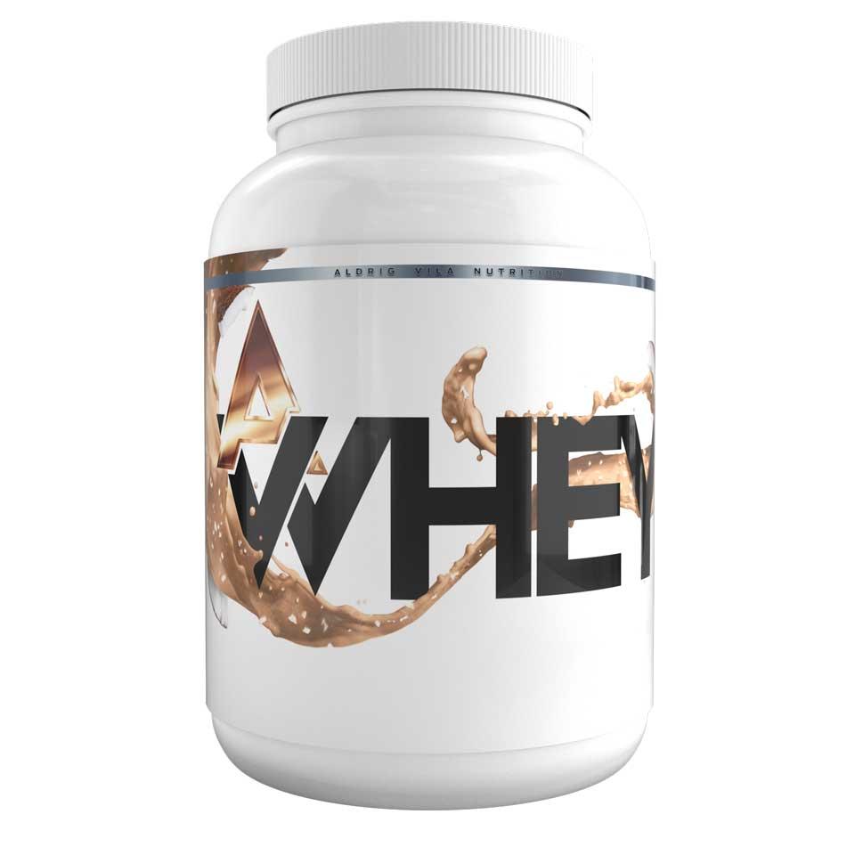 aldrig vila protein