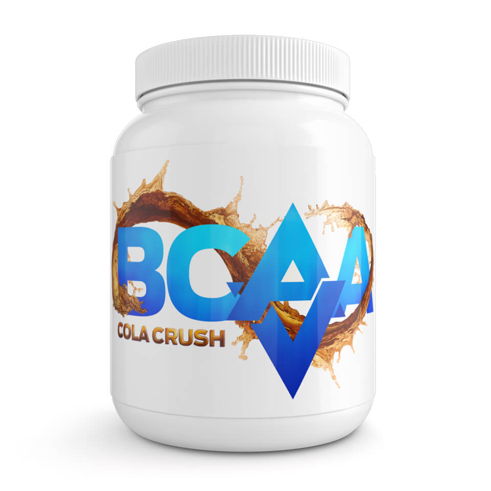 Aldrig Vila BCAA Cola Crush - Aldrig Vila
