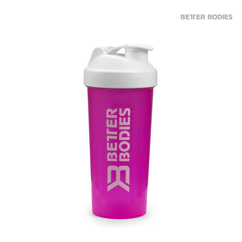 Better Bodies Fitness Shaker Hot Pink - Better Bodies