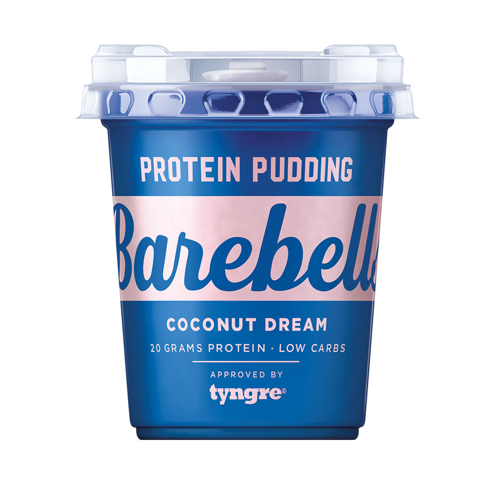 Barebells Protein Pudding 200 gram Coconut Dream - Barebells