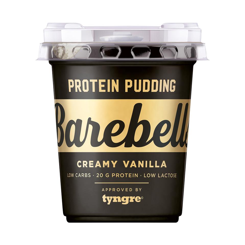 Barebells Protein Pudding 200 gram Creamy Vanilla - Barebells