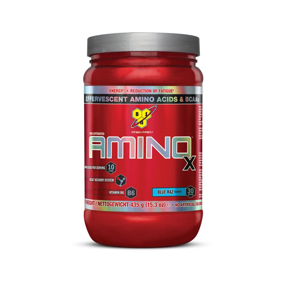 BSN Amino-X Blue Raz 435 gram - BSN