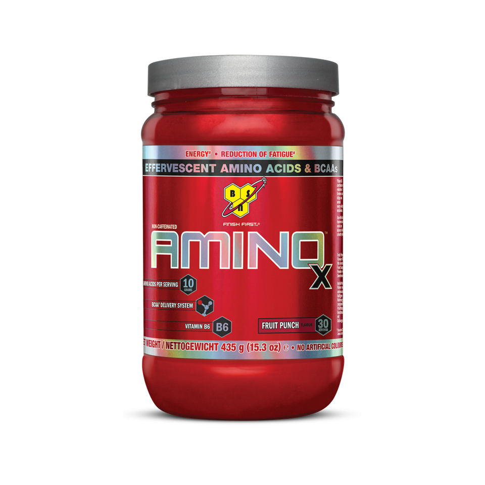 BSN Amino-X Fruit Punch 435 gram - BSN