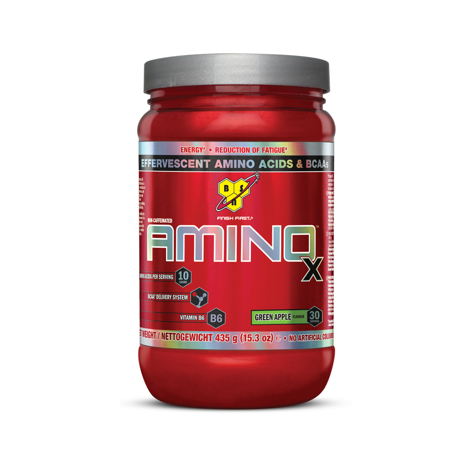 BSN Amino-X Green Apple 435 gram - BSN
