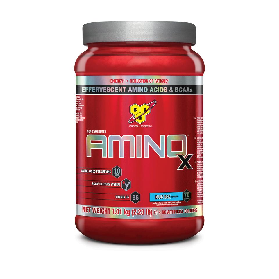 BSN Amino-X Blue Raz 1010 gram - BSN
