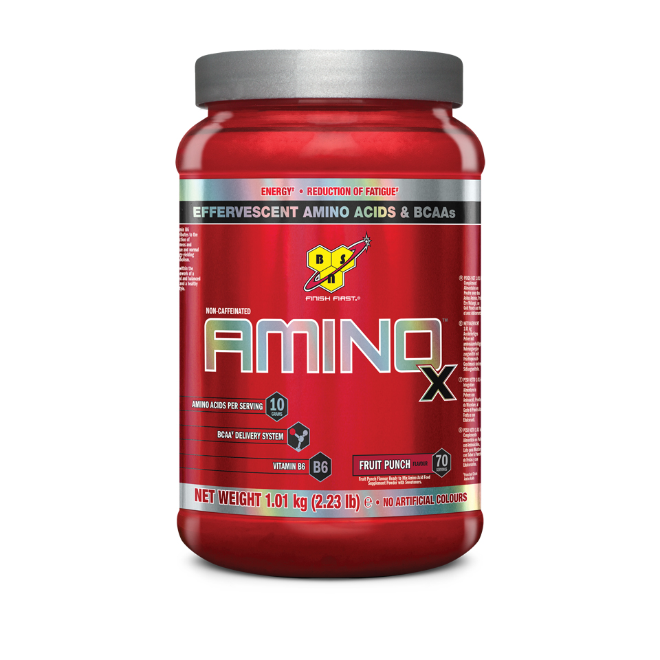 BSN Amino-X Fruit Punch 1010 gram - BSN
