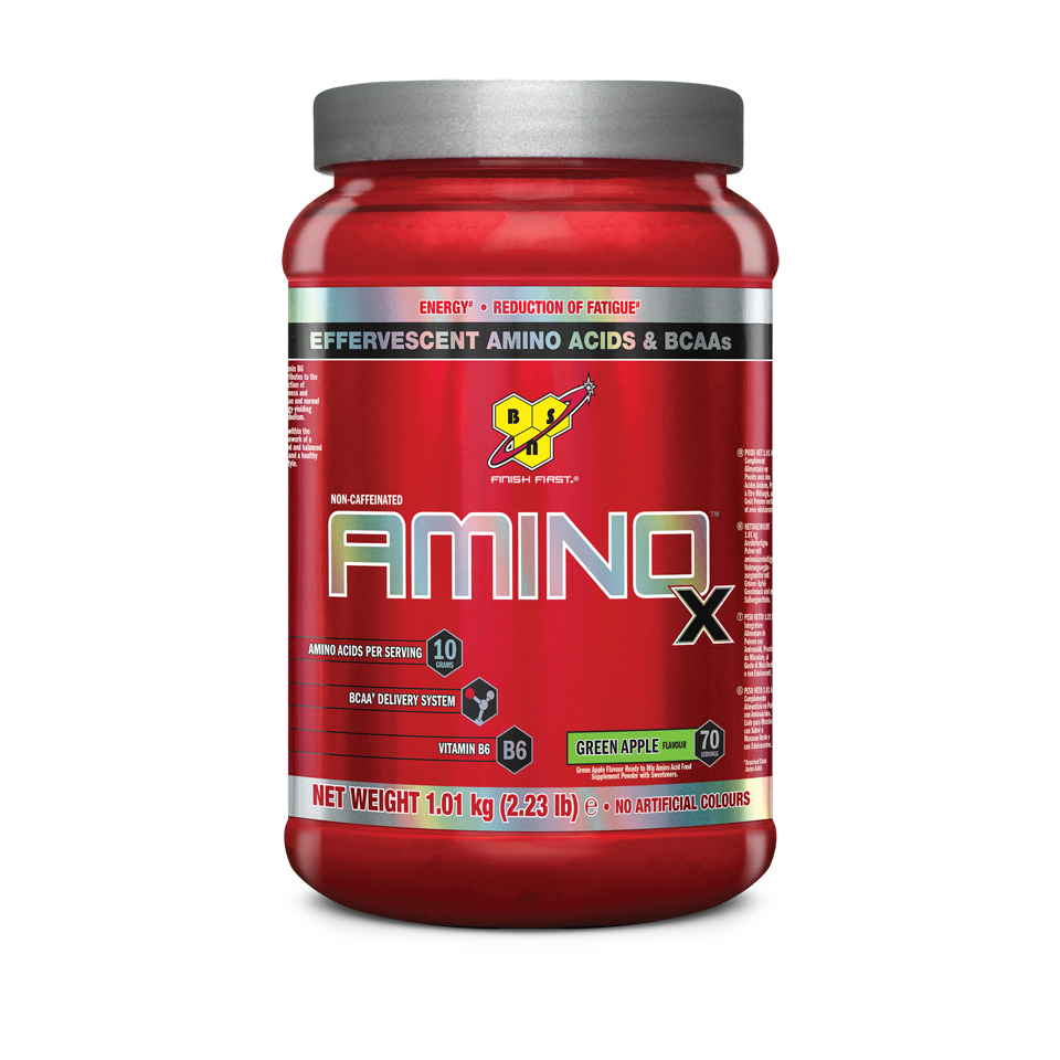 BSN Amino-X Green Apple 1010 gram - BSN