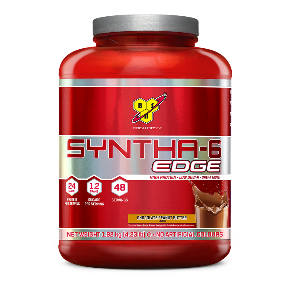 BSN Syntha-6 Edge 48 portioner Chocolate Peanut Butter - BSN