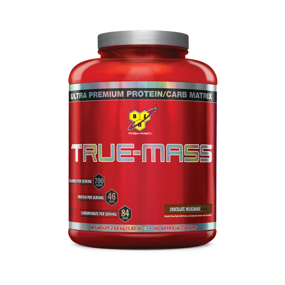 BSN True-Mass Chocolate Milkshake - BSN