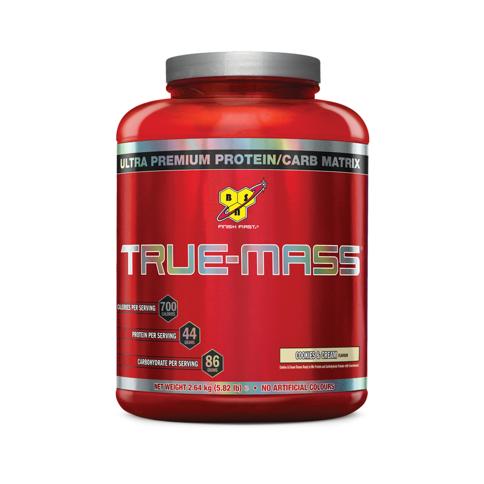 BSN True-Mass Cookies & Cream - BSN