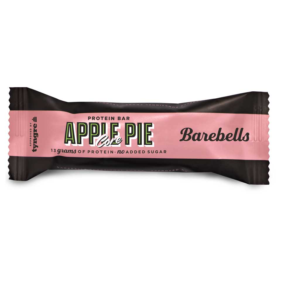 Barebells Corebar apple pie protein bar